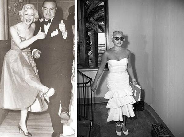 Được kì vọng là quả bom sex nổi tiếng không kém Marilyn Monroe nhưng mỹ nhân tóc vàng này lại trượt dài trong rượu chè, mại dâm-4
