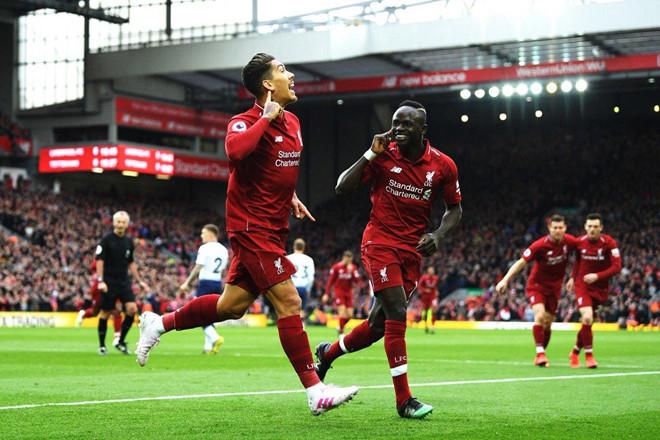 Liverpool đánh bại Tottenham bằng bàn phút cuối-1