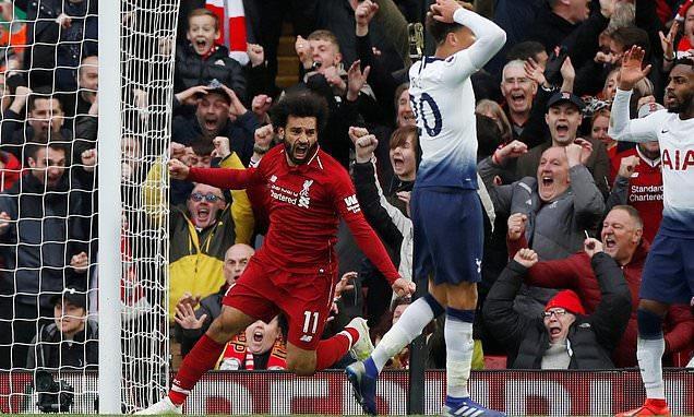 Liverpool đánh bại Tottenham bằng bàn phút cuối-2