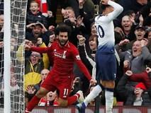 Liverpool đánh bại Tottenham bằng bàn phút cuối