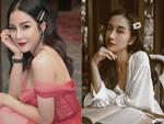 Để không thành trò hề do đánh má hồng quá tay, nàng hot girl Trung Quốc đã áp dụng một thủ thuật siêu đơn giản-7