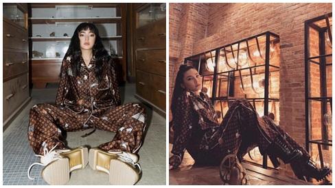 ĐỤNG HÀNG chan chát với thế hệ trẻ: Phượng Chanel bị ví như bà thím - mẹ chồng Hà Tăng U50 lại được khen ngợi hết lời-8