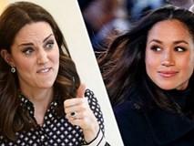 Sự rạn nứt mới giữa hai nàng dâu hoàng gia: Vì Meghan, Công nương Kate một lần nữa phải