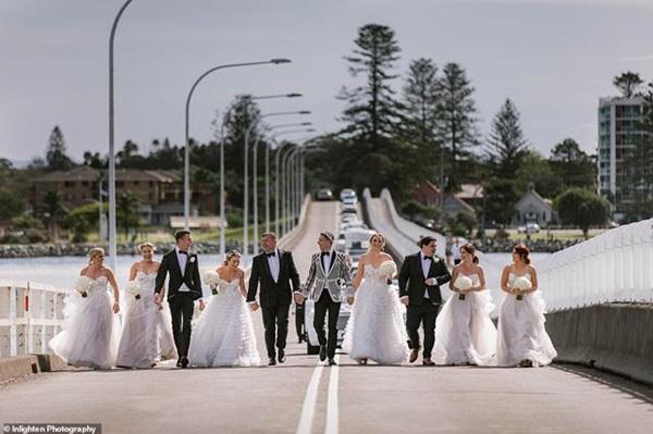 Siêu đám cưới 23 tỷ toàn kim cương và pha lê, danh tính cô dâu chú rể càng bất ngờ-9