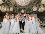 Người yêu cũ của chú rể mặc váy cưới đến xin lỗi, thái độ của cô dâu mới bất ngờ-5