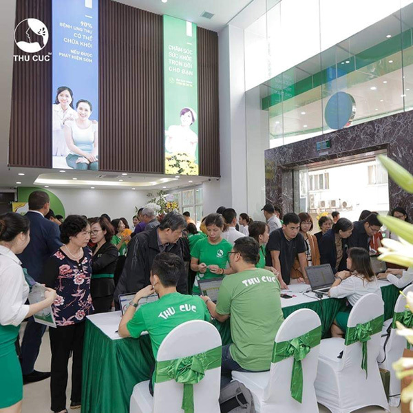 Bệnh viện ĐKQT Thu Cúc khai trương phòng khám 7000m2-7