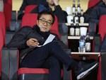 HLV Park Hang Seo, thủ môn Tiến Dũng phản ứng đầy cảm xúc khi Hà Nội FC thua ở AFC Cup 2019-11
