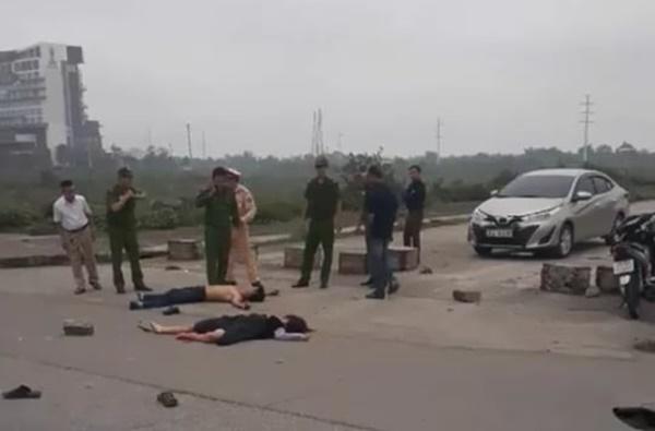 Nam thanh niên đâm cô gái hàng chục nhát ở Ninh Bình là tài xế Grab, chưa có tiền án tiền sự-1