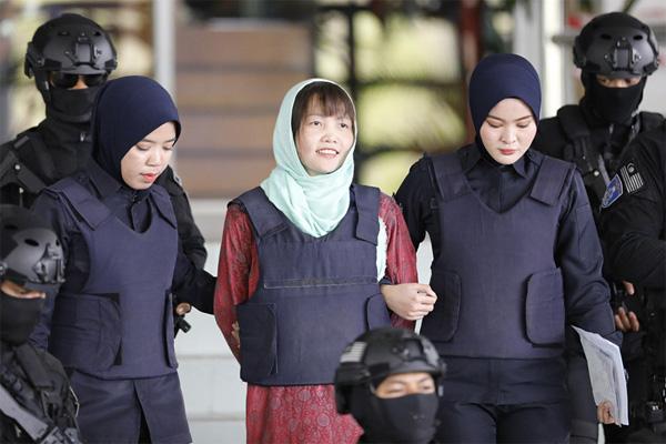 Đoàn Thị Hương - từ chiếc áo LOL đến nụ cười cô gái vừa thoát án tử-6