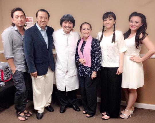 Nghệ sĩ hài Anh Vũ mất đột ngột tại Mỹ-3