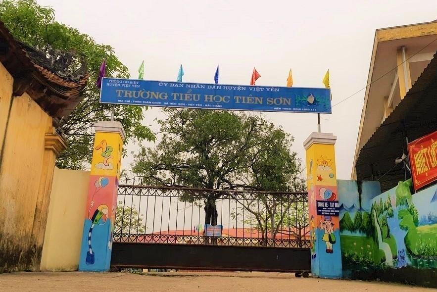 Điều chuyển thầy giáo ở Bắc Giang sàm sỡ học sinh làm hành chính-1