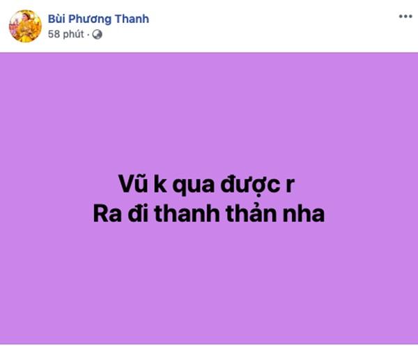Ca sĩ Phương Thanh, Mai Phương cùng loạt nghệ sĩ Việt bàng hoàng trước tin diễn viên hài Anh Vũ qua đời ở tuổi 47-2