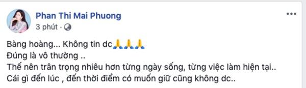 Ca sĩ Phương Thanh, Mai Phương cùng loạt nghệ sĩ Việt bàng hoàng trước tin diễn viên hài Anh Vũ qua đời ở tuổi 47-3