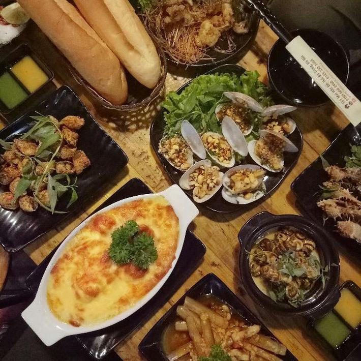 Điểm mặt 4 quán ốc ngon, menu phong phú mà giá lại mềm, chị em Hà Nội mau rủ nhau đi đánh chén ngày mưa gió-7