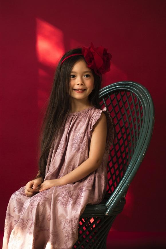Công chúa lai nhà Đoan Trang điệu đà trong bộ ảnh đặc biệt dịp sinh nhật-1