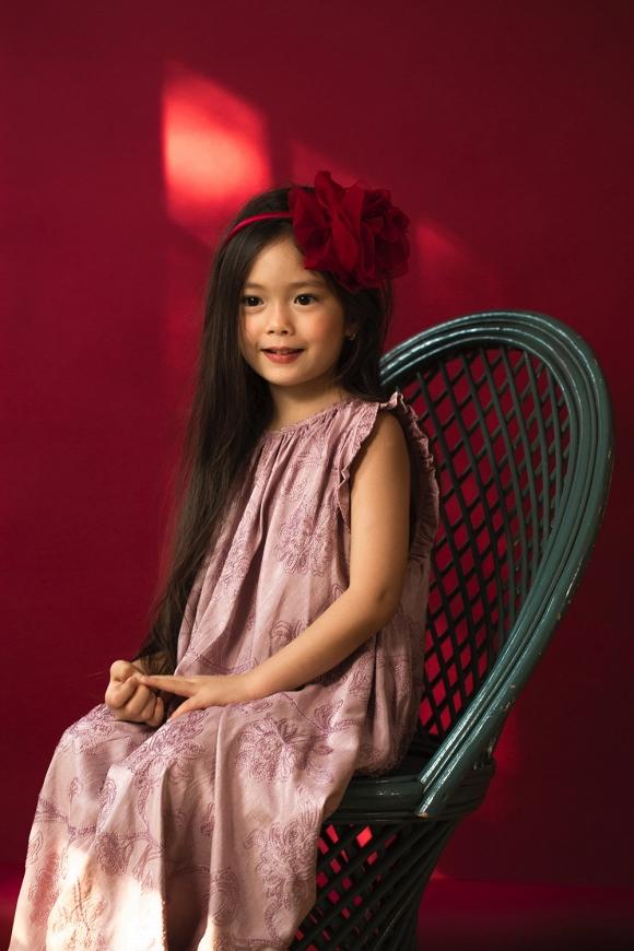 Công chúa lai nhà Đoan Trang điệu đà trong bộ ảnh đặc biệt dịp sinh nhật-2