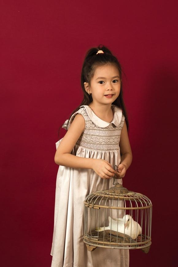 Công chúa lai nhà Đoan Trang điệu đà trong bộ ảnh đặc biệt dịp sinh nhật-10