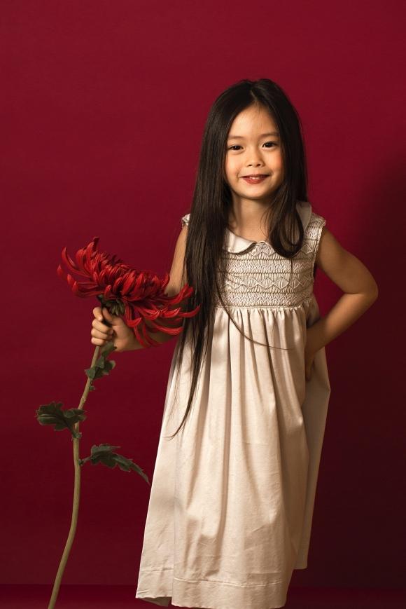 Công chúa lai nhà Đoan Trang điệu đà trong bộ ảnh đặc biệt dịp sinh nhật-13