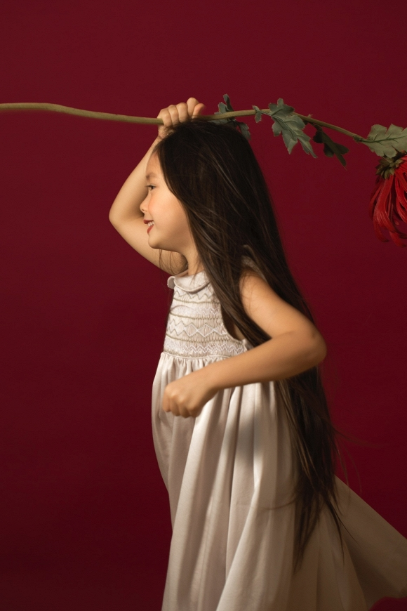 Công chúa lai nhà Đoan Trang điệu đà trong bộ ảnh đặc biệt dịp sinh nhật-17