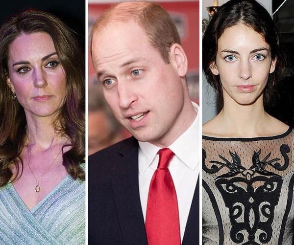 Người dùng mạng rúng động trước tin Hoàng tử William ngoại tình sau lưng Công nương Kate và kẻ thứ 3 không phải ai xa lạ-1