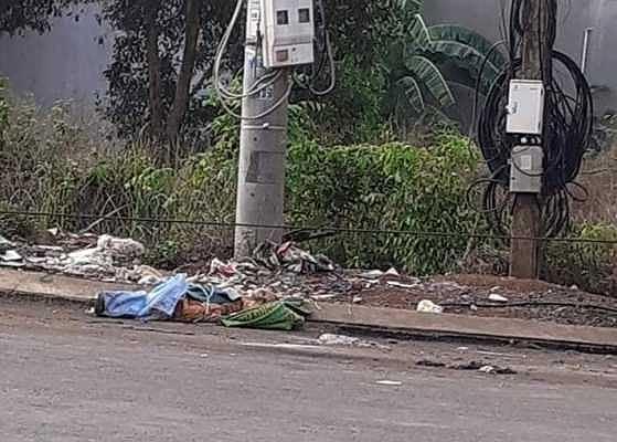 Hãi hùng thi thể nữ giới đang phân hủy trong bao tải ở Bình Phước-1