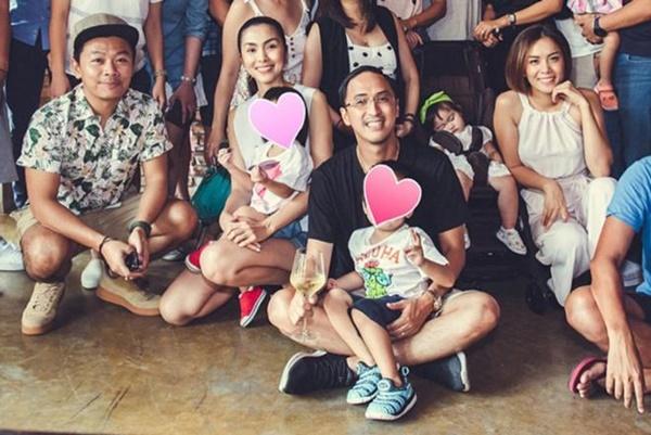 Tăng Thanh Hà và chồng tổ chức sinh nhật cho 2 con, người hâm mộ bức xúc vì điều này-3