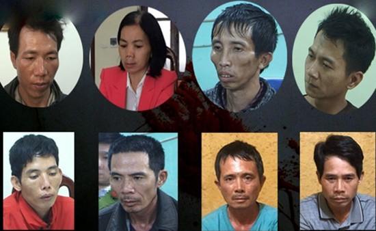 Các nghi phạm khai được Vì Văn Toán thuê 10 triệu đồng để bắt cóc nữ sinh giao gà-3