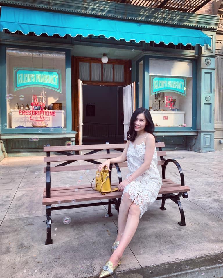 Từng bị gièm pha nhan sắc lúc mới cưới, vợ MC Tuấn Tú gây bất ngờ khi lão hóa ngược ở tuổi 35-3