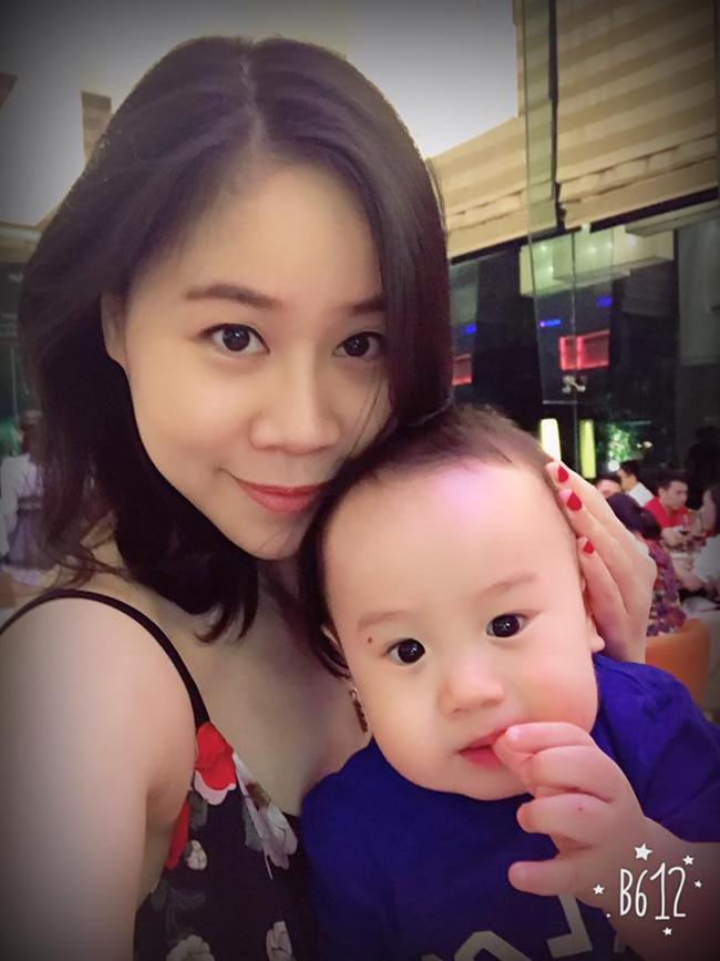 Từng bị gièm pha nhan sắc lúc mới cưới, vợ MC Tuấn Tú gây bất ngờ khi lão hóa ngược ở tuổi 35-6