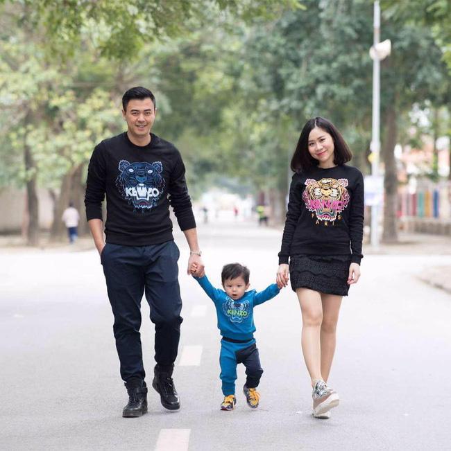 Từng bị gièm pha nhan sắc lúc mới cưới, vợ MC Tuấn Tú gây bất ngờ khi lão hóa ngược ở tuổi 35-9
