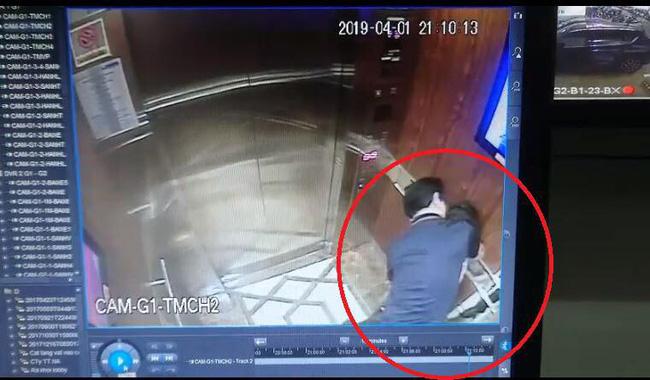 Gã biến thái sàm sỡ, cưỡng hôn bé gái trong thang máy không phải là cư dân chung cư-5