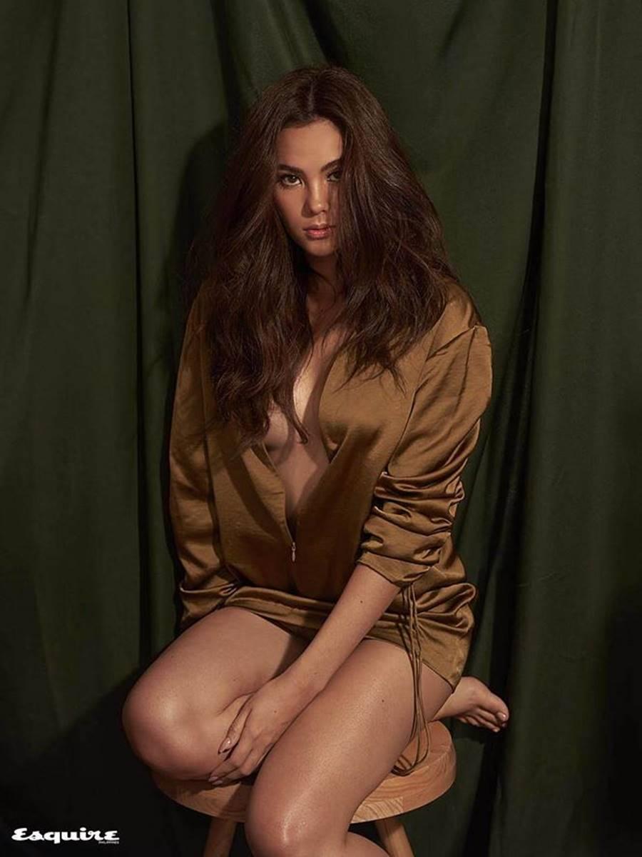 Hoa hậu Hoàn vũ 2018 Catriona Gray khoe body nóng bỏng trên tạp chí đàn ông-9