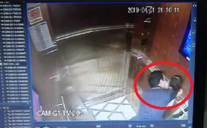 Danh tính người đàn ông ép hôn, sàm sỡ bé gái trong thang máy chung cư ở Sài Gòn-1