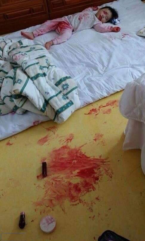 Khoe bức ảnh kinh dị và tiết lộ trò nghịch ngợm của con gái, mẹ trẻ bị dân mạng vạch trần sự thật bất ngờ-3