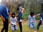 Nữ sinh Hưng Yên bị đánh hội đồng: Không ai can ngăn vì sợ hãi-1