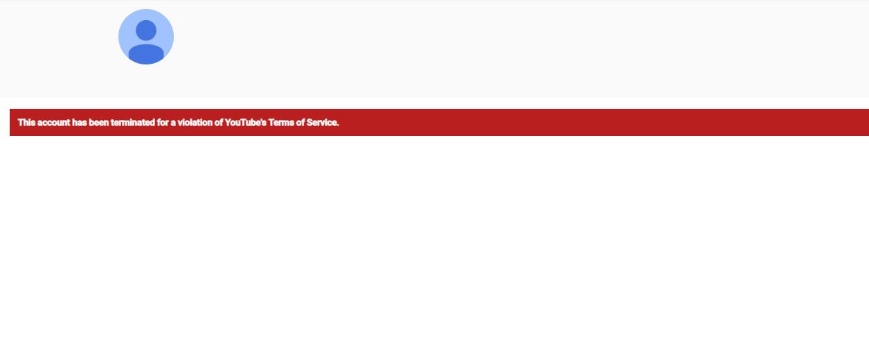 Kênh YouTube của Khá Bảnh vừa bị xóa, không thể tìm thấy dù chỉ một dấu vết-1