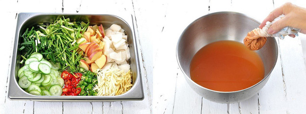 Học cách làm món dưa góp kiểu Hàn, ăn với gì cũng ngon-2