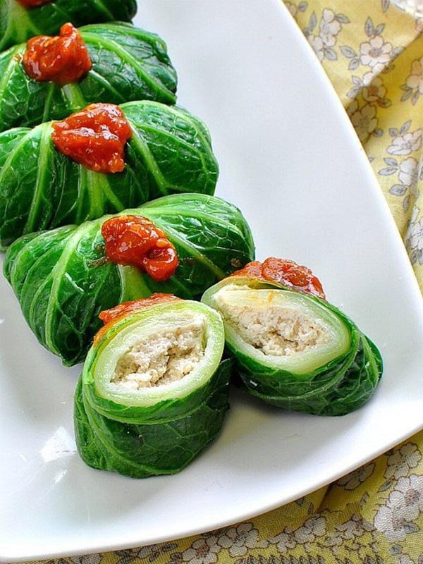 Có món rau cuộn ngon lành này, bữa tối ăn no cỡ nào cũng không thể tăng cân-4