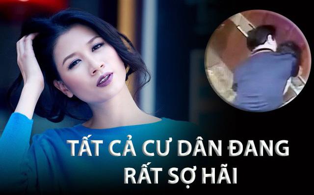 Cựu siêu mẫu Trang Trần tiết lộ vụ bé gái bị sàm sỡ trong thang máy khiến cả chung cư sống trong sợ hãi-1