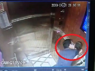 Sàm sỡ bé gái trong thang máy chung cư ở Sài Gòn