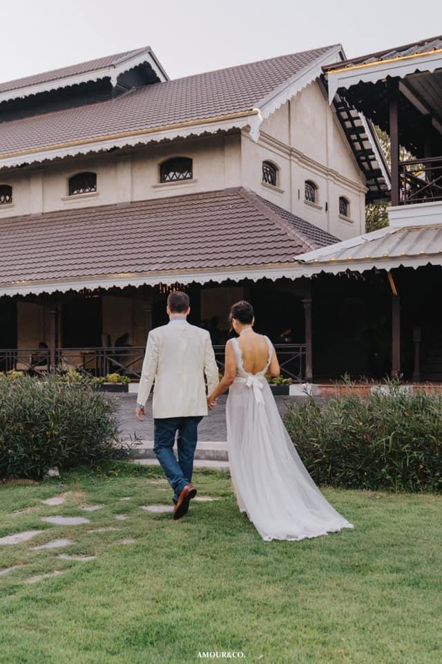 Toàn cảnh đám cưới được giấu kín của chồng cũ diva Hồng Nhung và diễn giả người Myanmar-2