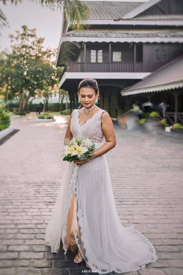 Toàn cảnh đám cưới được giấu kín của chồng cũ diva Hồng Nhung và diễn giả người Myanmar-3