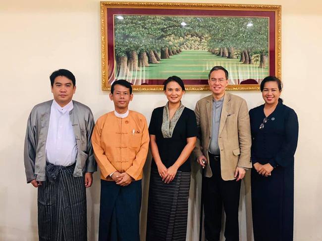 """Lý lịch khủng"""" của vợ mới hai con người Myanmar của chồng cũ Hồng Nhung-6"""
