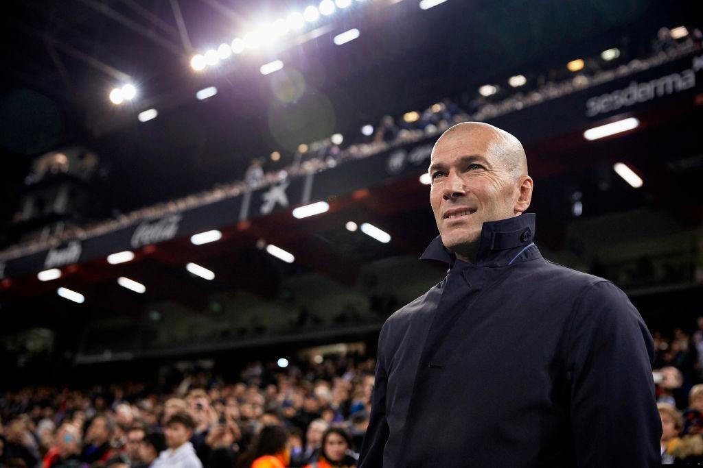 Zidane nhận thất bại đầu tiên ở nhiệm kỳ 2 khi Real Madrid thua bạc nhược Valencia-1