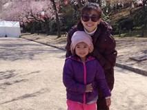 Dù sức khoẻ còn yếu, Mai Phương vẫn cùng con gái sang Nhật ngắm hoa anh đào sau gần 1 năm điều trị ung thư