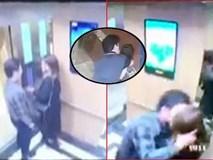 'Con quỷ' trong thang máy: Lần này còn phạt 200.000 đồng nữa không?