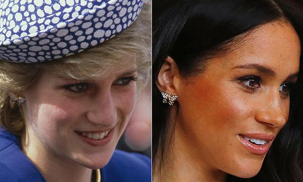 Tuyên bố mới gây sốc: Nữ hoàng Anh cấm Meghan sử dụng đồ trang sức của Công nương Diana quá cố nhưng Kate thì được phép vì lý do bất ngờ này-3