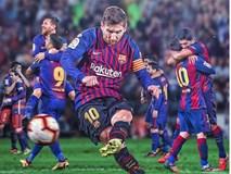 Messi lại lập siêu kỷ lục khiến Ronaldo phải chào thua