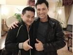 MC Thảo Vân thay mặt nhiều nghệ sĩ miền Bắc gửi tiền phúng viếng đến gia đình nghệ sĩ Anh Vũ-7