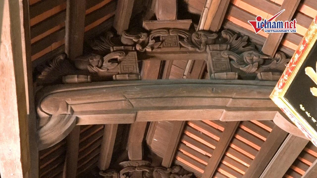 Nhà cổ gỗ lim 400 tuổi đại gia nức tiếng Kinh Bắc: Không giá nào mua nổi-1